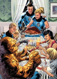 """10 Ways to Have a """"Super"""" Thanksgiving"""