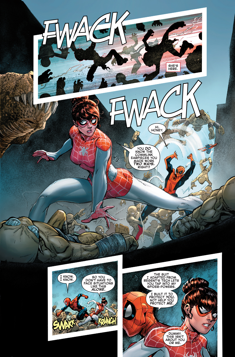 The Amazing Spider-Man: Renew Your Vows #1 Review