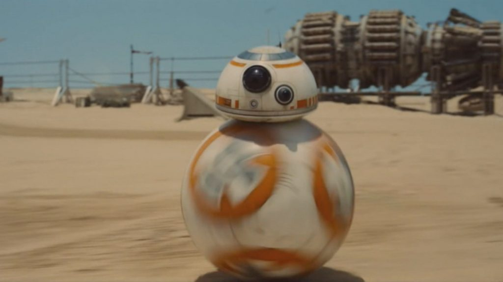 Here's the Original Voice for BB-8