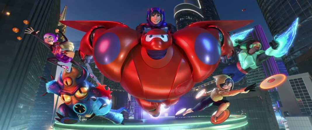 'Big Hero Six' Gets Animated Series, Features Stellar Cast