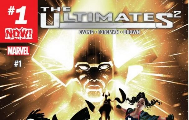 Ultimates 2 #1 Review: Eternity in Bondage? Check.
