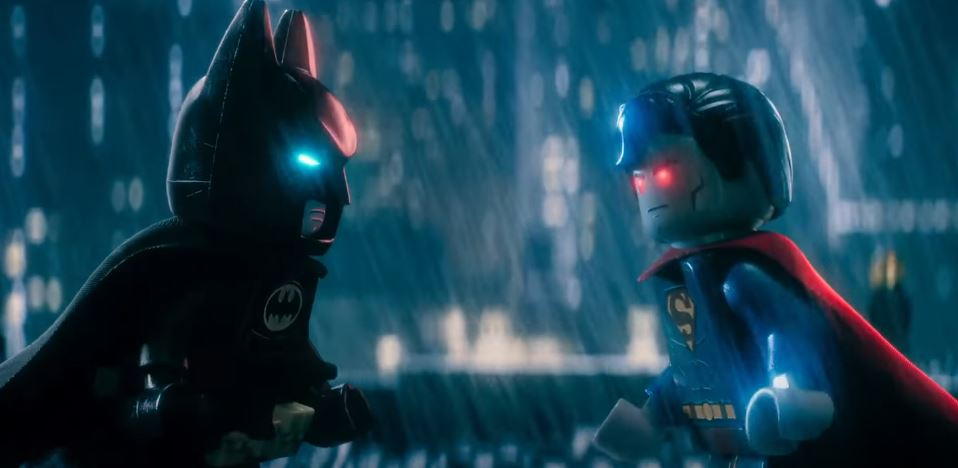 The Dark Knight 'Fights Around' In New Trailer for the LEGO Batman Movie