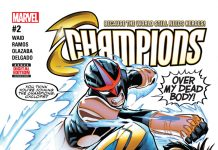 Watch a Special Trailer for CHAMPIONS #2!