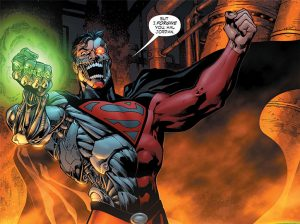 Supergirl Fights Cyborg Superman in Next Week's Episode...Maybe?