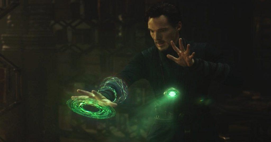 How Director Scott Derrickson Fit an Infinity Stone into Doctor Strange