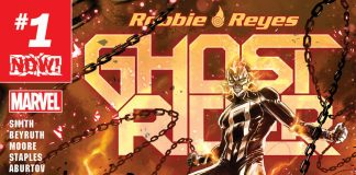 GHOST RIDER #1 Brings Wheels of Vengeance to Marvel NOW!