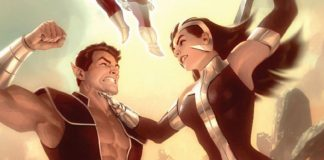 Squadron Supreme #12 Review: Ghost in the Machine