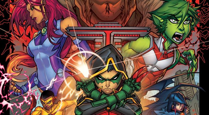 Teen Titans #1 Review: Titans Together Again!