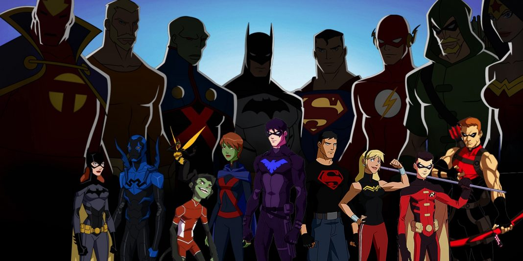 5 Things We Want to See from Young Justice Season 3!