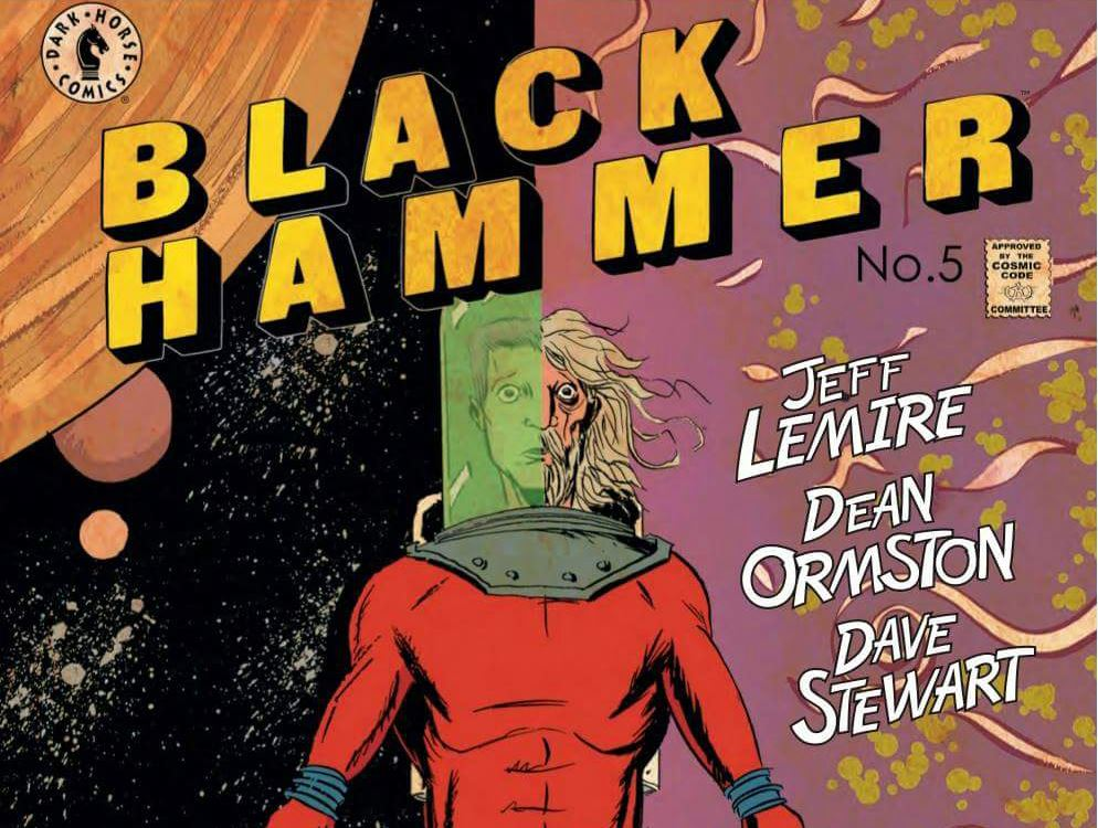 Black Hammer #5 Review: Things Go From Strange to Weird