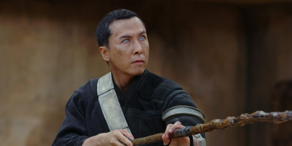 The Big Change Donnie Yen Made to His 'Rogue One' Character