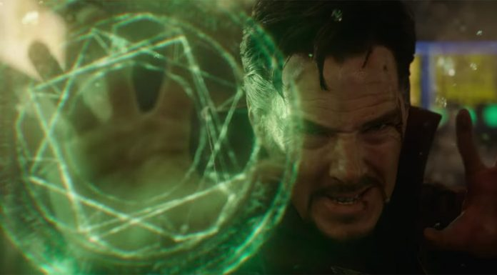 How Director Scott Derrickson Fit an Infinity Stone into Doctor Strange