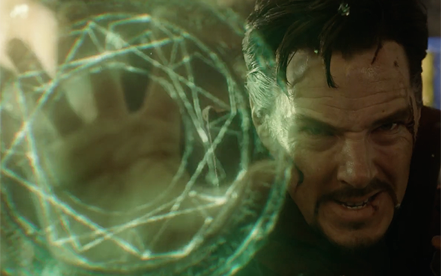 y Four Favorite Things from Doctor Strange!