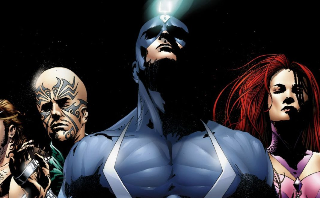 The Inhumans movie