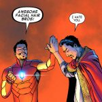 Kevin Feige Is Looking Forward to an Iron Man and Doctor Strange Team-Up in Infinity War
