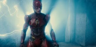 Ezra Miller Explains How JUSTICE LEAGUE Will Depict the Flash's Speed