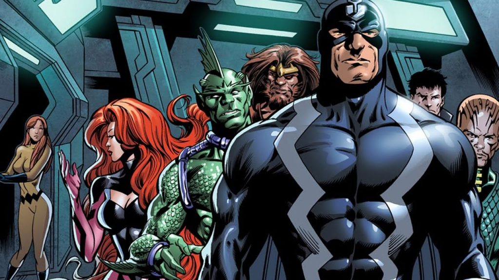 Inhumans Television Show Coming In 2017