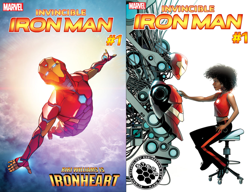 Invincible Iron Man #1 Review: Say Hello to Riri Williams