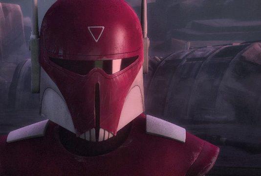 Mandalorian Warrior Trooper