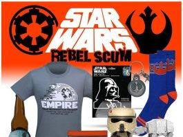 Celebrate the Plight of the Rebellion with Our REBEL SCUM HeroBox Mystery Box!