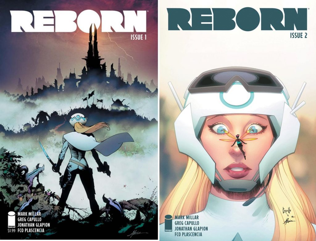 REBORN Issues 1 & 2 Review: Millar's Latest and Greatest