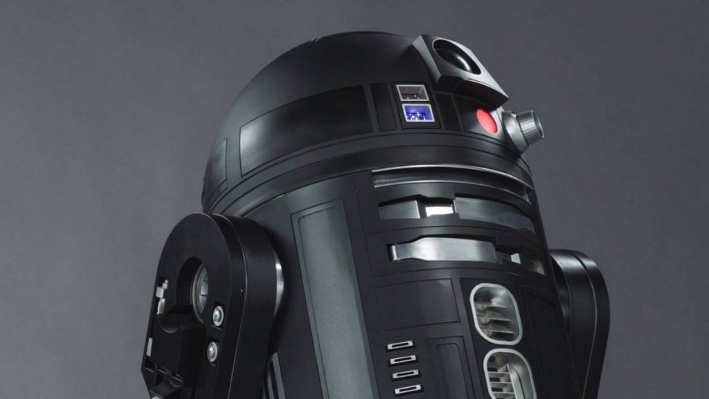 How K-2S0, Rogue One's Reprogrammed Imperial Droid, Got His Look