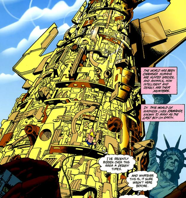 Five Reasons Why 'Crisis on Infinite Earths Is Better Than Infinity Gauntlet