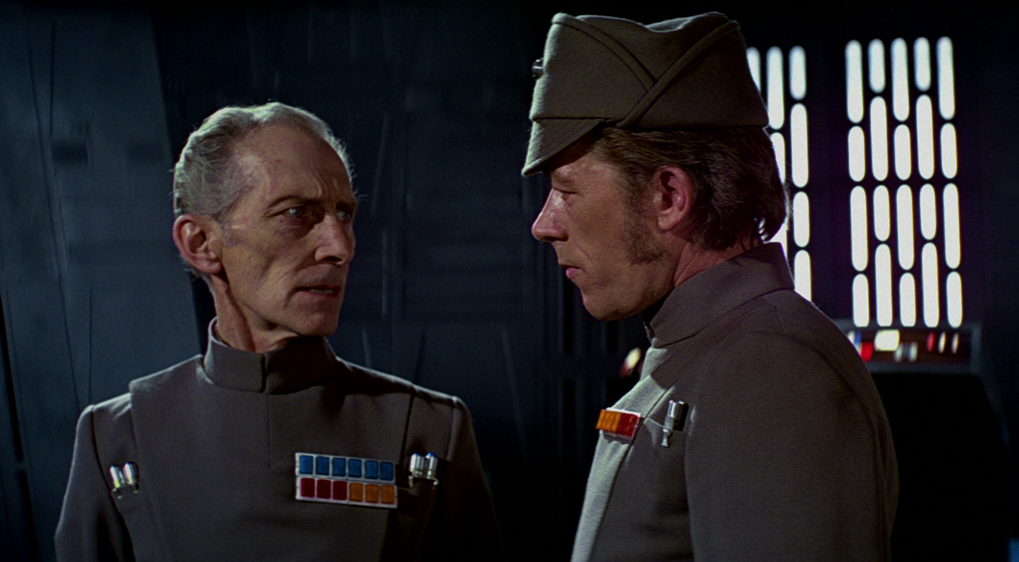 Tarkin in Rogue One