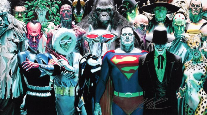 Five Superheroes with the Best Rogues Galleries Ever!