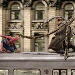 Spider-Man 2 train fight