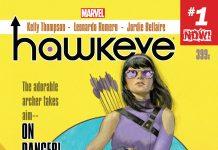 Hawkeye #1 Review