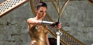 Diana Acquires a Divine Weapon in This Brand-New WONDER WOMAN Image