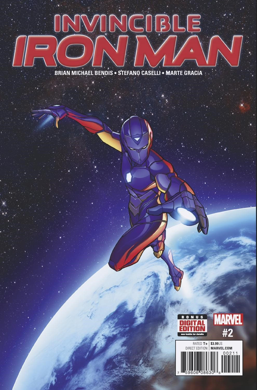 Invincible Iron Man #2 Review: Riri Williams vs. the Iron Mob! Class is in session as AI Tony teaches Riri the finer points of Iron Man-ing!