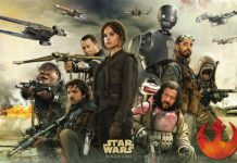 Marc Buxton's SPOILER-Filled Rogue One Review!