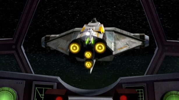 This Image Might Prove a Connection Between Rogue One and Star Wars Rebels