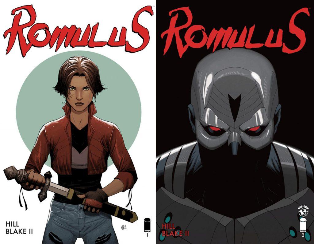 romulus-issues