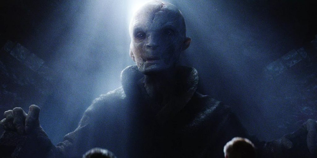 Supreme Leader Snoke Is a Puppet. No, Seriously.