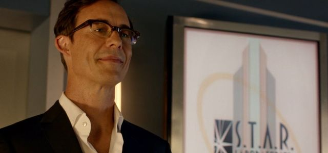 The Many Faces Of Harrison Wells