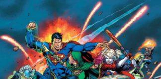 Justice League vs. Suicide Squad #1 Review