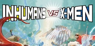 Inhumans vs. X-Men #0 Review: