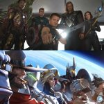 8 Awesome Comic Book and Sci-Fi Crossovers That Need to Happen!