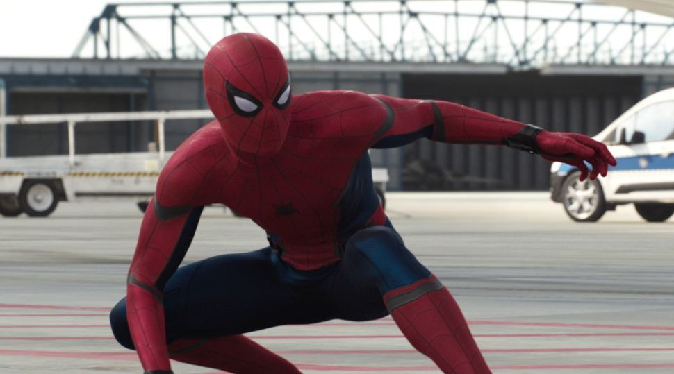Is This Our First Look at a New Spider-Man: Homecoming Poster? And...Trailer Hitting Friday?