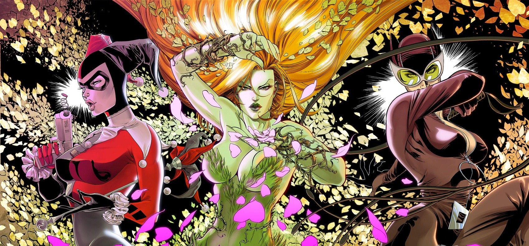 Five Things You Should Know About the Gotham City Sirens Movie
