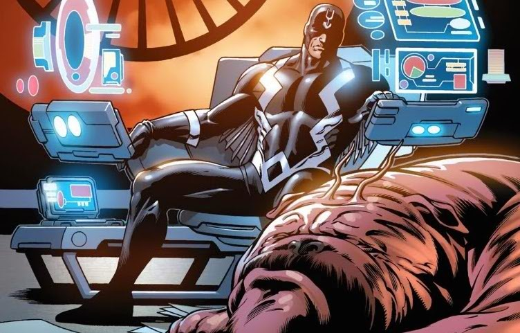 Exactly Which Inhumans Are Coming to Television?