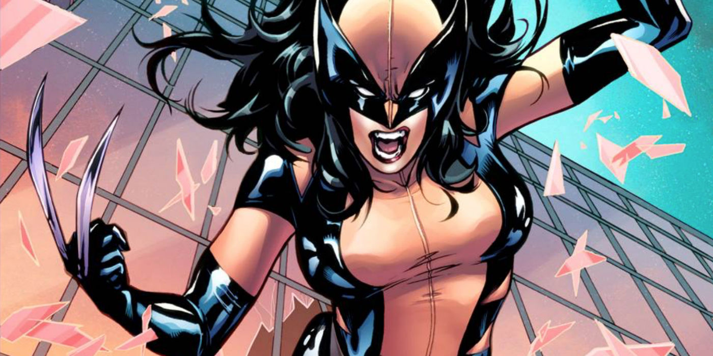 Who in the World Is X-23? Five Facts About Wolverine's Feral, Female Clone