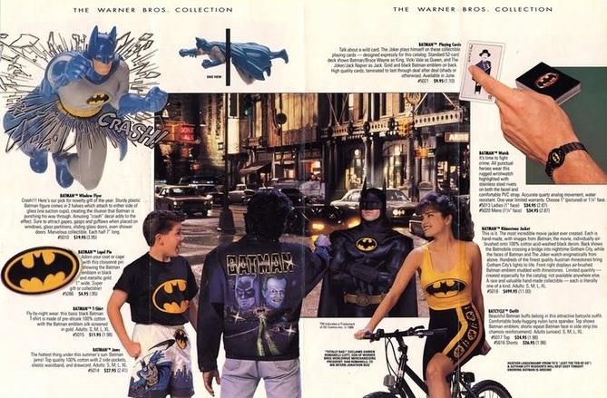 WB catalog 1989