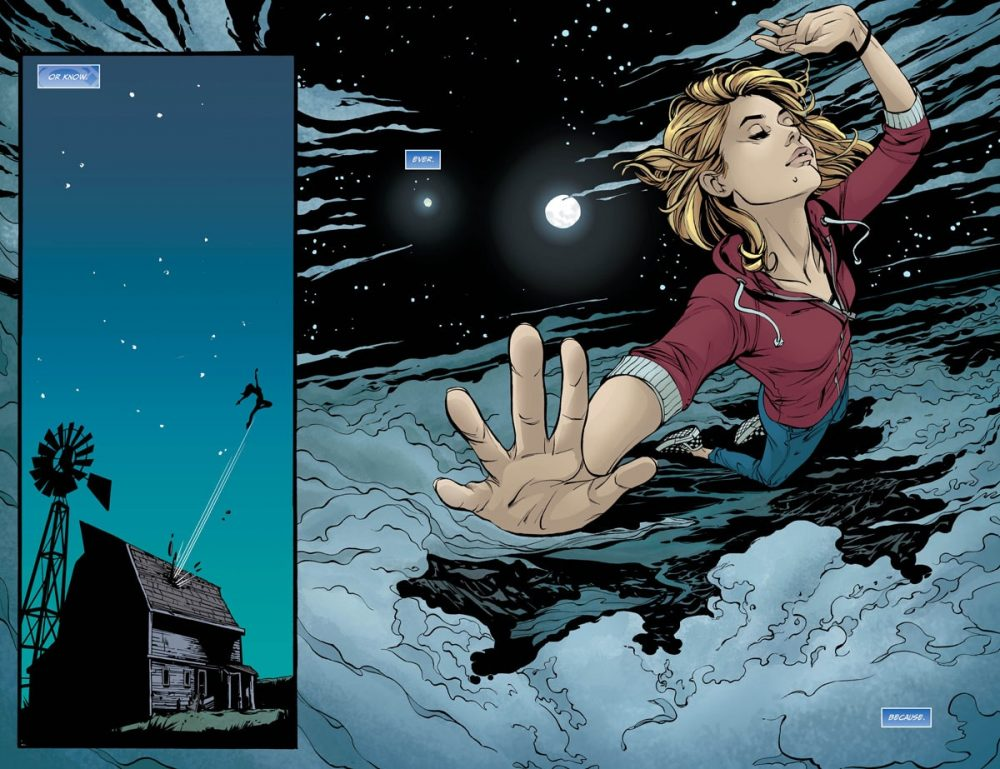 Supergirl: Being Super Issue #1 Review: Miles Above the Current Ongoing Series