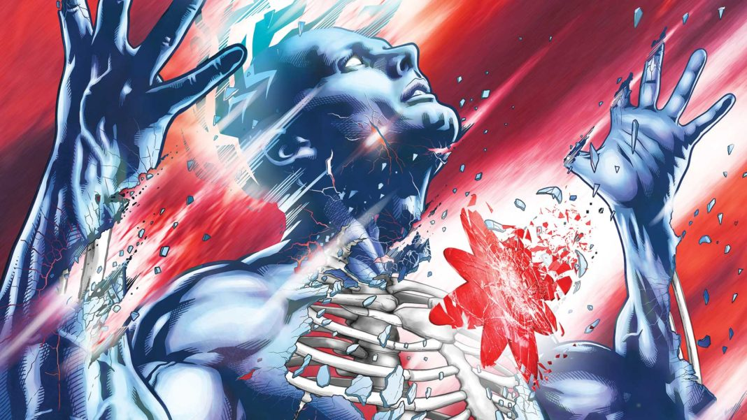 The Fall and Rise of Captain Atom #1 Review