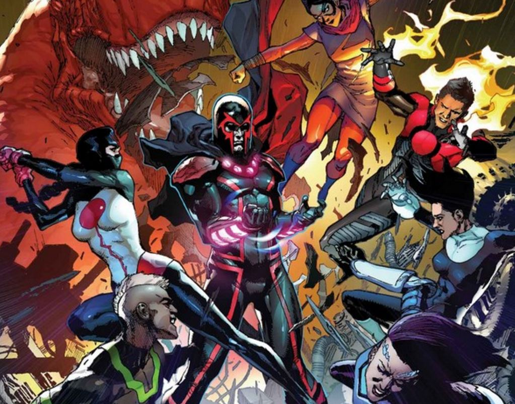 Inhumans vs X-Men #3 Review: The Inhumans Strike Back!