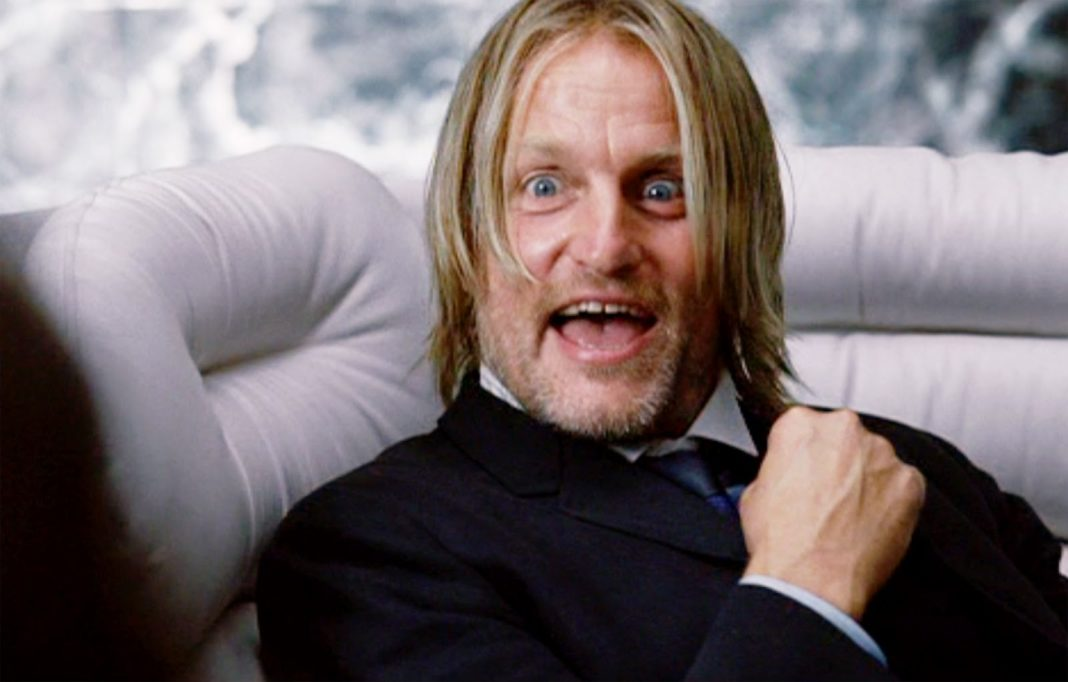 Woody Harrelson Is the